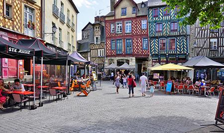 Rennes : bel essor et douceur de vivre