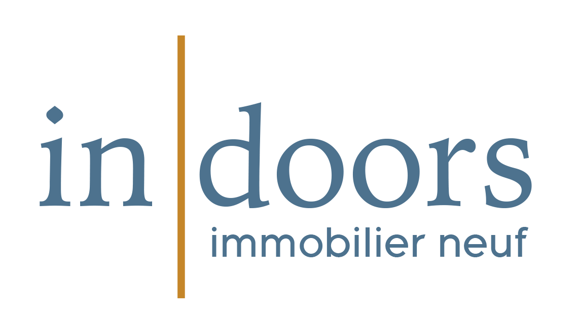 Logo InDoors Immobilier neuf